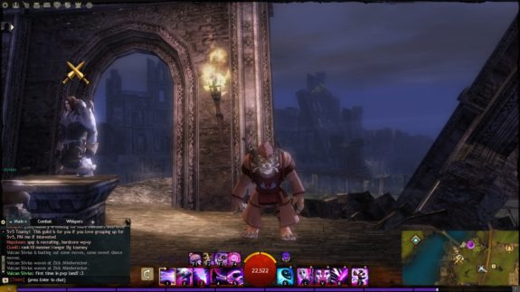 Evincio - Level 80 - Guild Wars 2