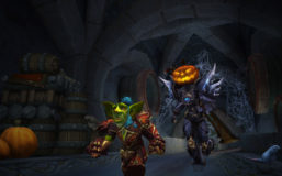 The Headless Horseman Returns for Hallow's End!